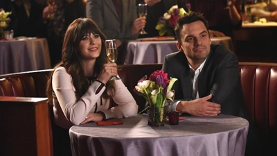 New Girl 07x07 : The Curse of the Pirate Bride- Seriesaddict